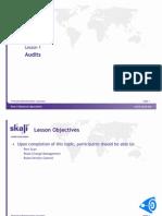 L01 Audits