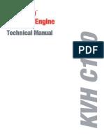 KVH C100 (Bussola) Manual Desprotegido Marcado