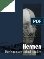 Brochure Hermen Archeologie Zwolle