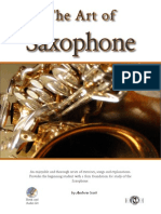 The Art of Saxophone - Andrew Scott