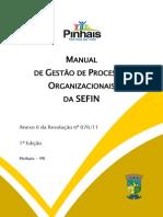 MANUA DE GESTÃO DE PROCESSOS AnexoII-Processos-SITE[4163]
