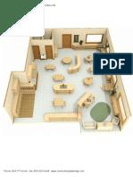 Montessori Preschool Room