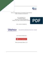 Edital Oferta Pública Voluntária - GVT Telesp