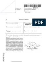 Colimador solar para enfoque de un colector cilindro-parabólico