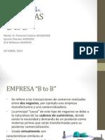 B2B presentación
