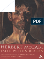 Herbert McCabe, Brian Davies Faith Within Reason 2007
