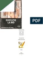 Gerard de Villiers - [SAS] - Execuţie la Rio  v.1.0