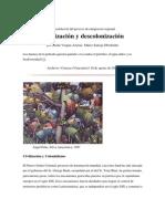 Vargas y Sanoja Civilización y descolonización
