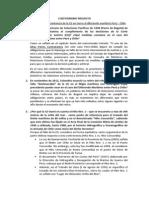 CUESTIONARIO. Diferendo Marítimo Perú Chile. Aspectos Legales.docx