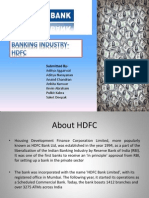 HDFC Bank Strategy