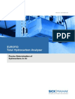 Eurofid Extractive Analyzer