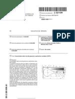 Concentrador óptico de alta ganancia y parámetros variables (COPV).