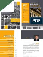 2014 Commercial Real Estate Economic Forum program