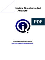 3G Interview Questions Answers Guide