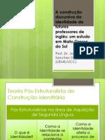 A construção Discursiva da Identidade de Futuros Professores de Inglês (2)