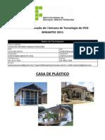 Premio de Inovacao Ifce - Casa de Plastico