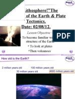 Plate Tectonics Boardworks