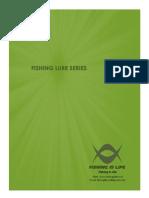 Fishing is Life Catalogue