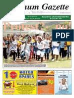 Platinum Gazette 21 February 2014
