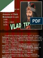 Tara Romaneasca in Timpul Lui Vlad Tepes_Grupa 3
