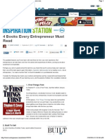 4 Books Every Entrepreneur Must Read _ Entrepreneur