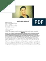 Biodata Billy Syahputra