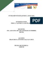 Fisica y Quimica Los Pilares
