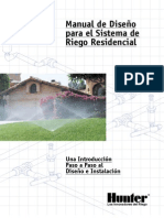 manual para el diseño de sistemas de riego