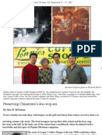 Preserving Chinatown's doo-wop era