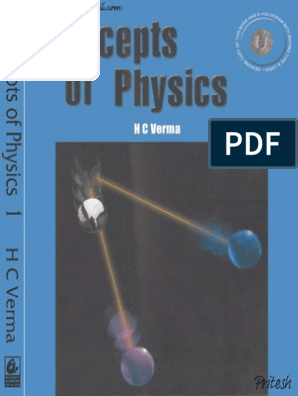 Concepts of Physics by HC Verma Volume1- | Rotation Around A
