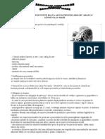 Regulament de Pescuit Pe Balta Asociatiei Pescarilor