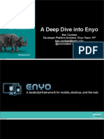 A Deeper Look at the Enyo JavaScript Framework Presentation 1