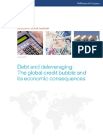 MGI Debt and Deleveraging Executive Summary