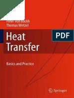 Heat Transfer Basics and Practice