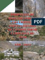 Comunidad Campesina de Auco - Propuesta de Reglamento Interno de Los Comites Especializados