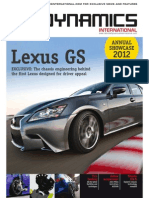 88993177 Vehicle Dynamics International Annual Showcase 2012