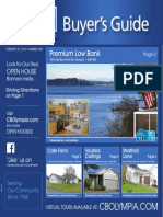 Coldwell Banker Olympia Real Estate Buyers Guide February 22nd 2014
