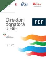CPT-Mreza Za Izgradnju Mira Direktorij Donatora, Maj 2011_0