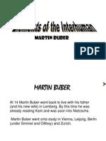 BUBER Elements of the Interhuman_handout
