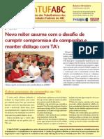 Boletim SinTUFABC 02 (20 de fevereiro de 2014)