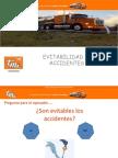 Evitabilidad de Los Accidentes 2014