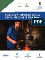 Modele de Intreprinderi Sociale Pentru Persoane de Etnie Roma