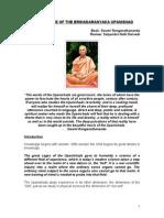 The Message of the Brihadaranyaka Upanishad 1