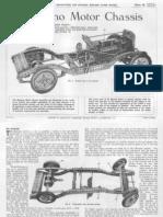 Meccano - SuperModels No 1a - Motor Chassis (1934)