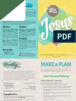 02.23.14 Genesis Bulletin   First Presbyterian Church of Orlando