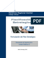 Planificacion Estrategica Material Ud. 2