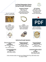 Aboriginal Liaison Workshops 2014