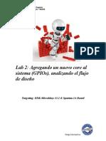 Lab2, Sistemas embebidos, Agregando GPIOS