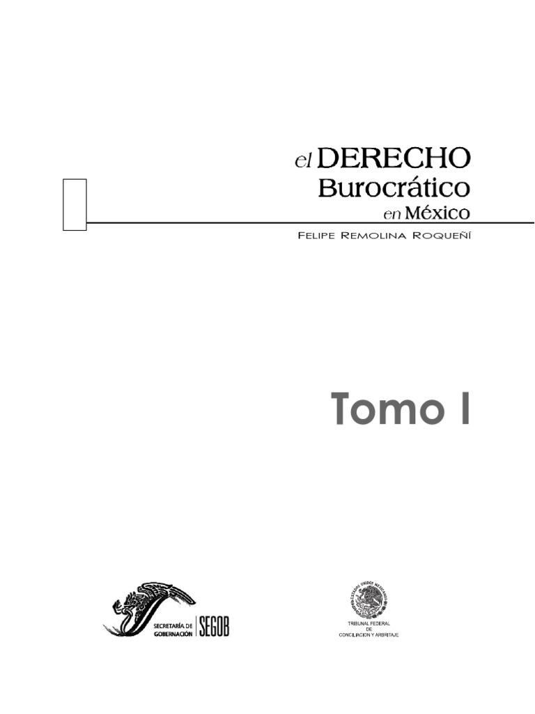 El Derecho Burocratico en Mexico