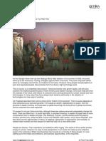 Global Village by Peter Fisk